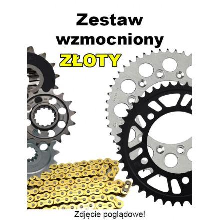 KX 125 2000-2002 DID WZMOCNIONY ZŁOTY BEZORING