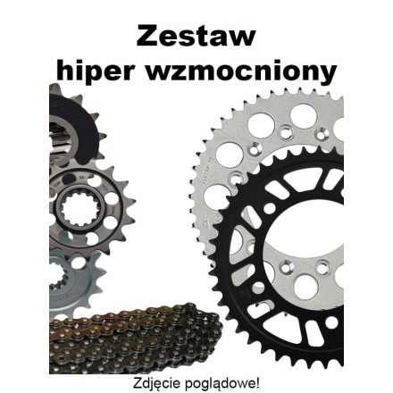 Z 1000 2010-2016 DID HIPER WZMOCNIONY