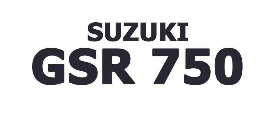 GSR 750