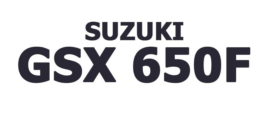 GSX 650F