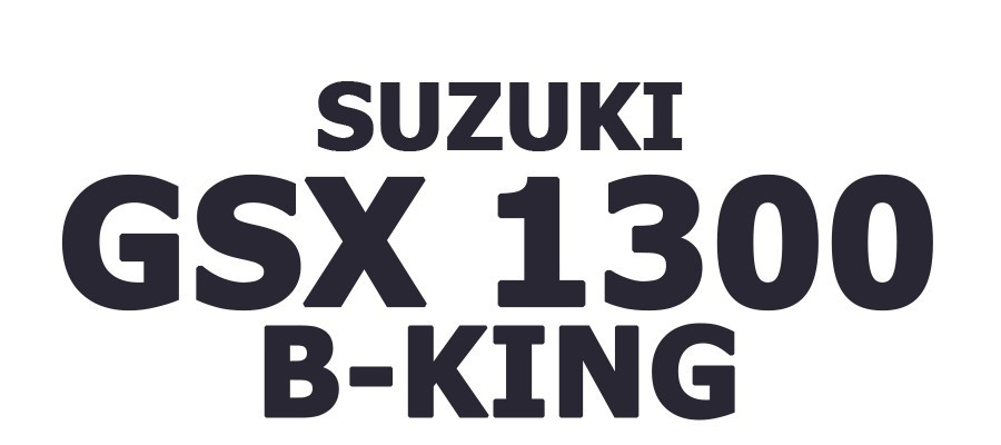 GSX 1300 B-KING