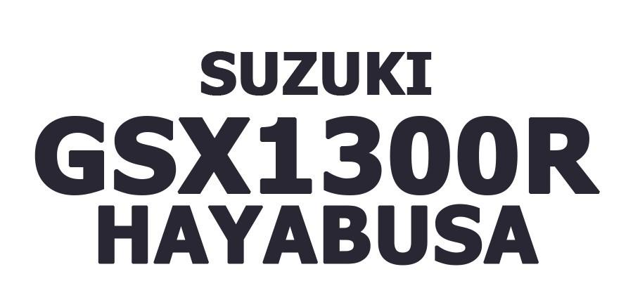 GSX-R 1300R HAYABUSA