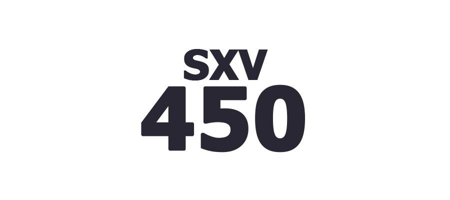 SXV 450