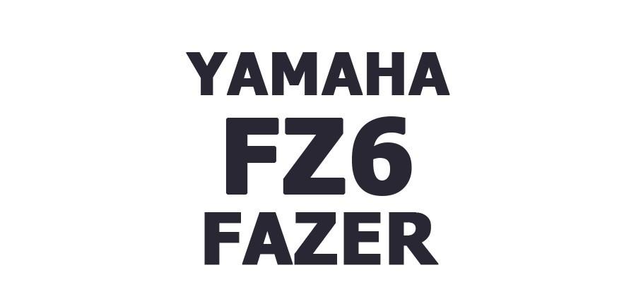 FZ6 /  FZ6 FAZER