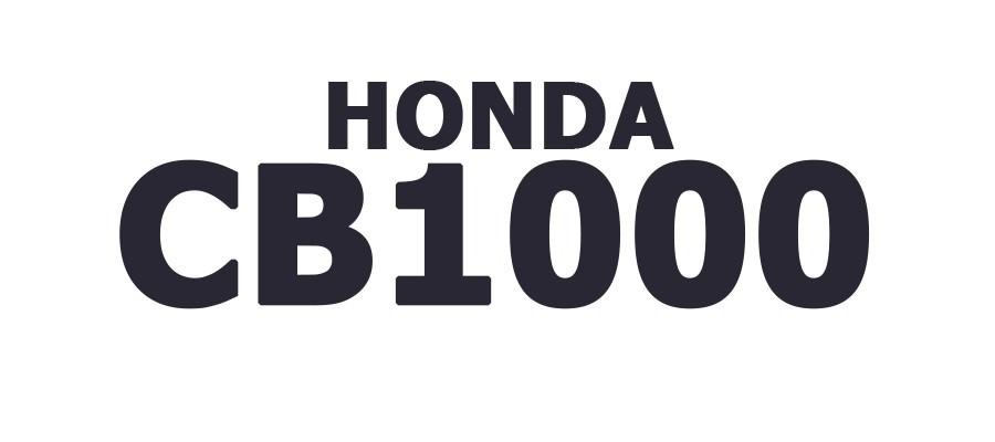 CB 1000 F/R