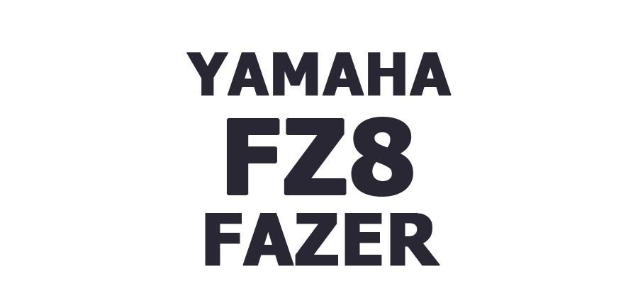 FZ8 FAZER