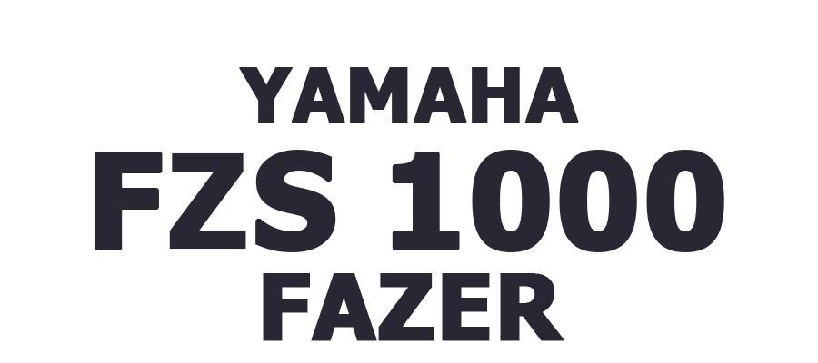FZS 1000 FAZER