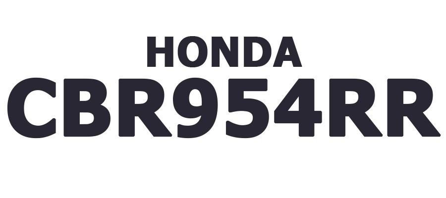 CBR 954RR