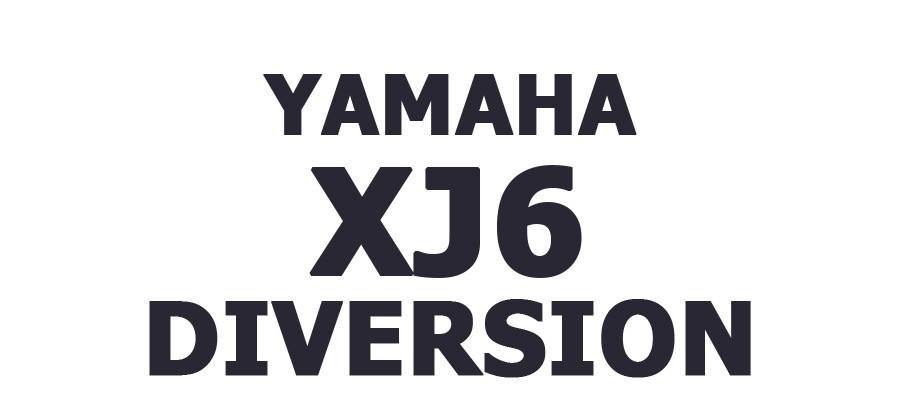XJ6 / XJ6 DIVERSION / F