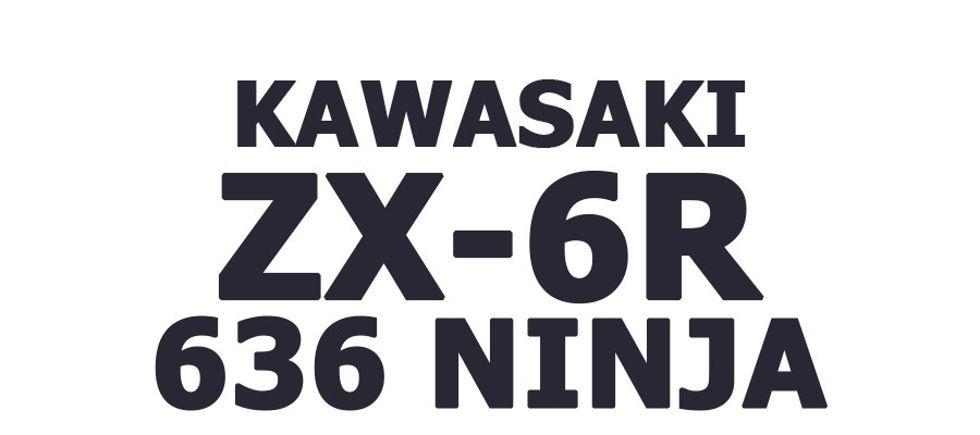 ZX-6R NINJA / 636