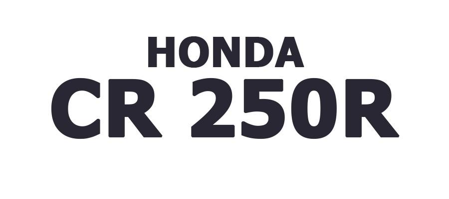 CR 250R