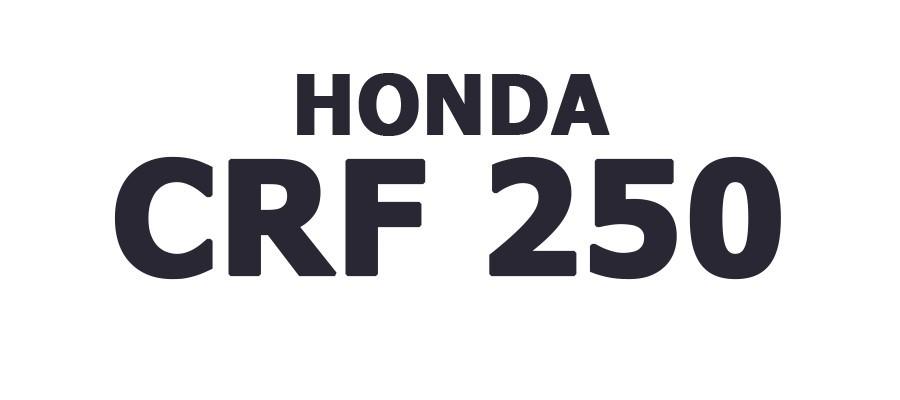 CRF 250 R/X