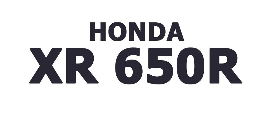 XR 650R