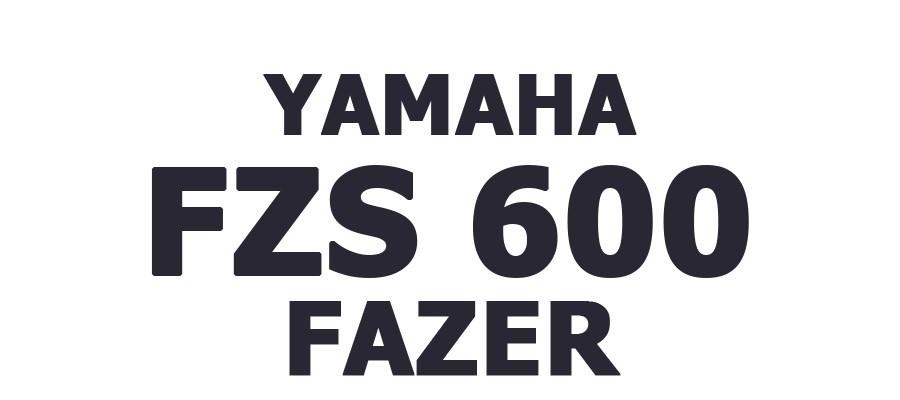 FZS 600 FAZER