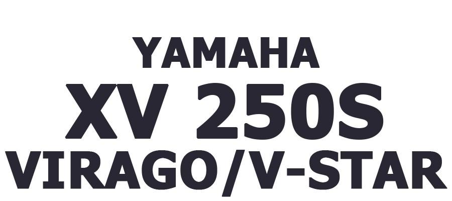 XV 250S VIRAGO / V-STAR