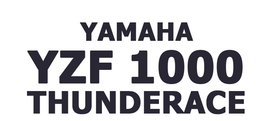 YZF 1000R THUNDERACE