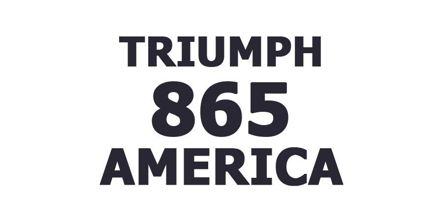 AMERICA 865