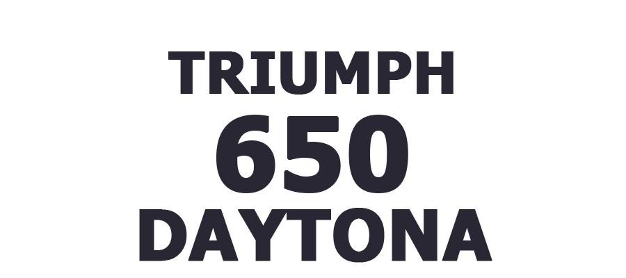 DAYTONA 650