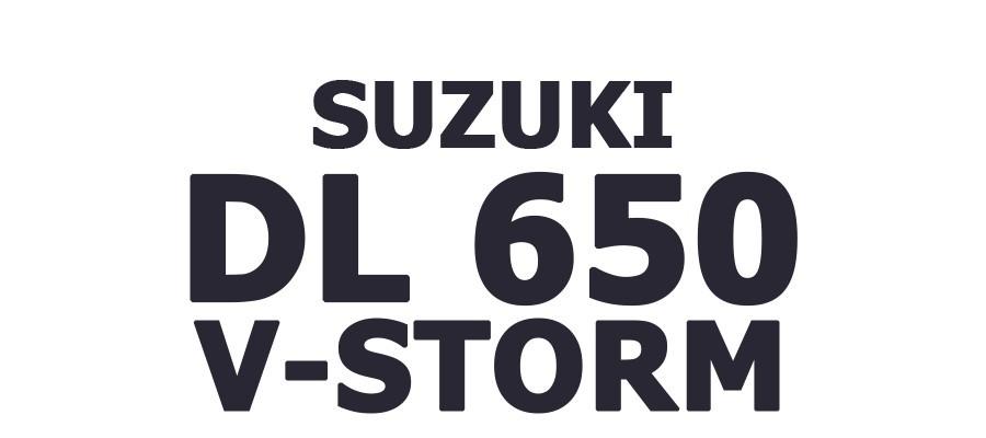 DL 650 V-STORM