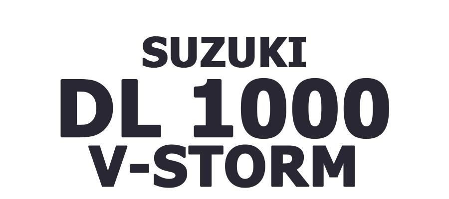 DL 1000 V-STORM