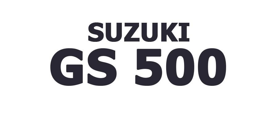 GS 500 E / F