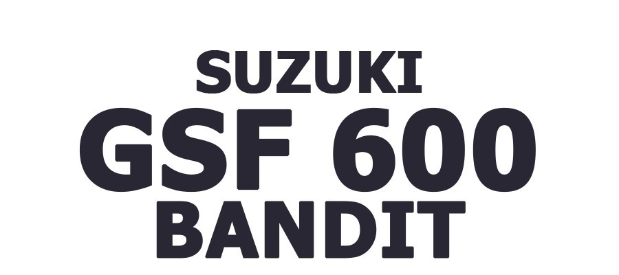 GSF 600 BANDIT