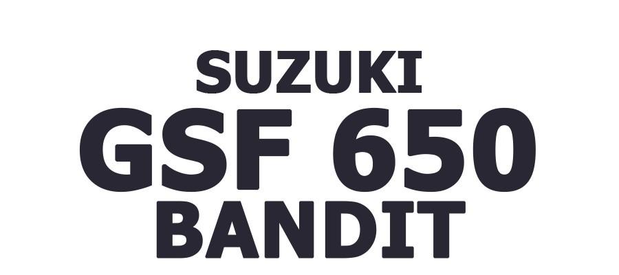 GSF 650 BANDIT